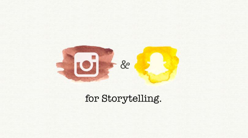 Instagram Snapchat Storytelling SMG Agency